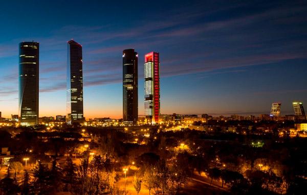 relax en Madrid