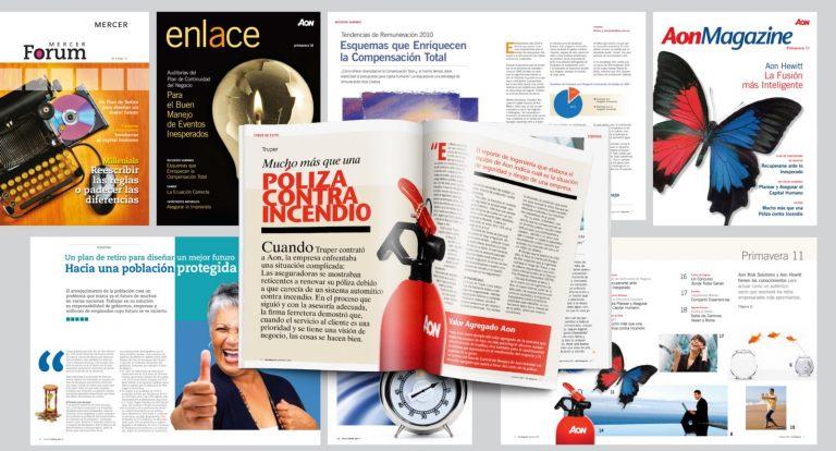 anuncios de revistas