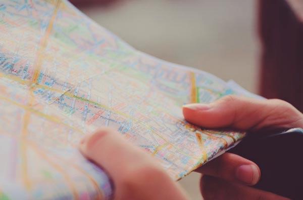 organizar viajes