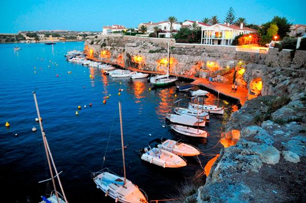 alquilar en Menorca