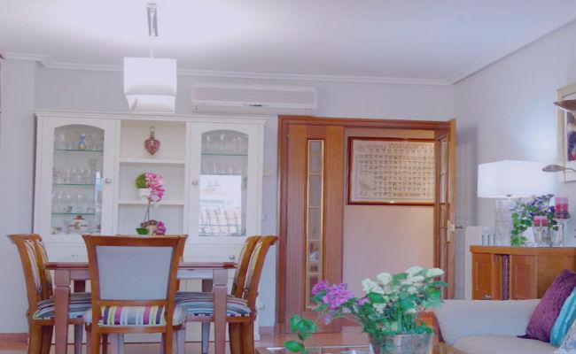 decoración salón comedor