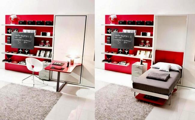 muebles poco frecuentes