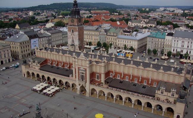 viajes organizados a Polonia