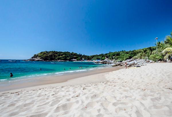 visitar las playas de México