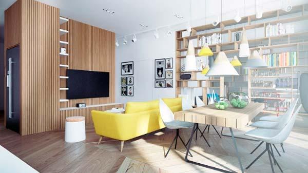 tendencias en decoración de interiores