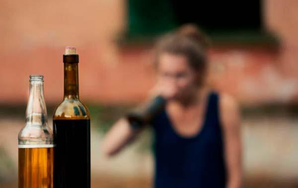 síndrome alcohólico fetal o SAF