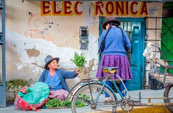 Perú para hacer turismo