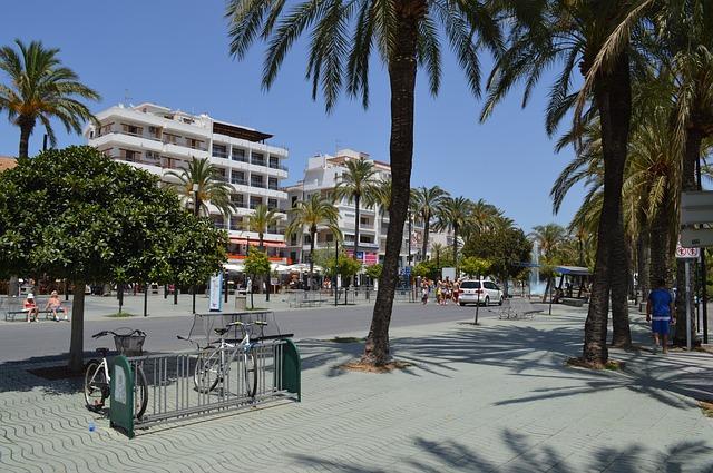 alquilar coche en Ibiza