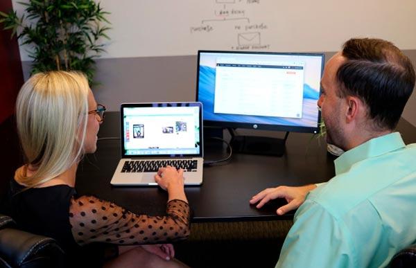 visibilidad de un negocio online
