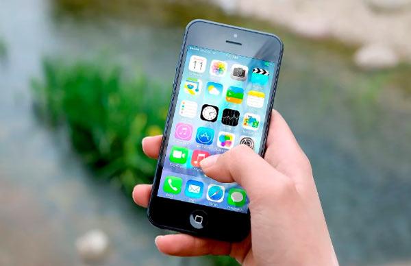 iPhone dañado