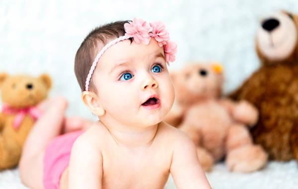 infancia de tu bebé