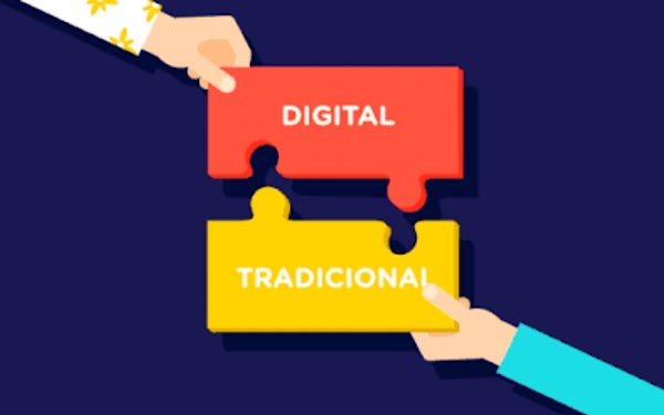 Marketing digital y tradicional