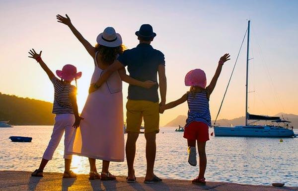 Palma de Mallorca con niños