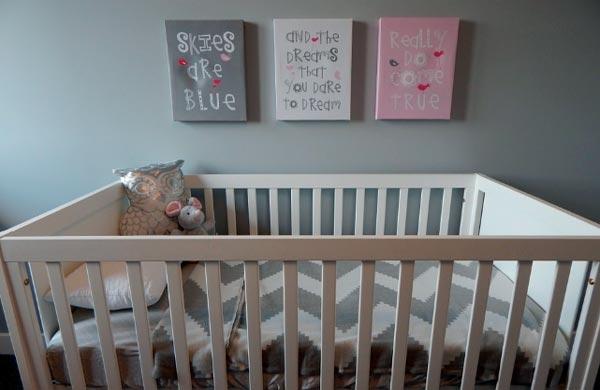 legada de un bebé a casa