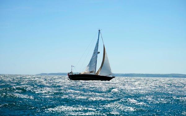 mar en Dénia