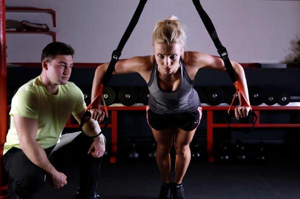 entrenamientos en centros especializados