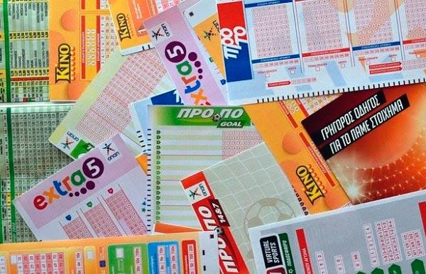 Loterías y casas de apuestas