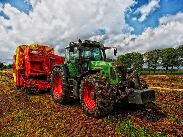 técnicas en la agricultura