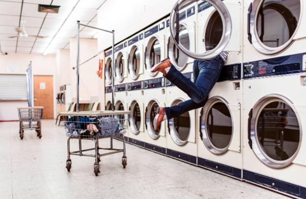 alta calidad en lavandería