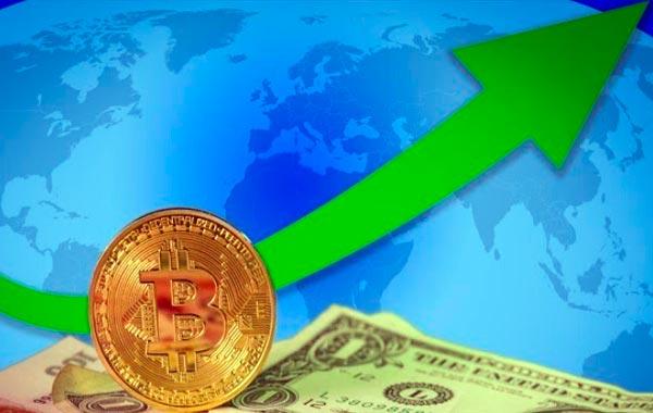 Subida del bitcoin en 2020