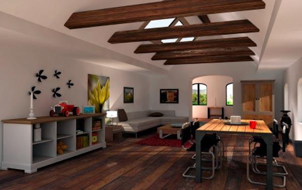 Diseño de interiores ejemplar