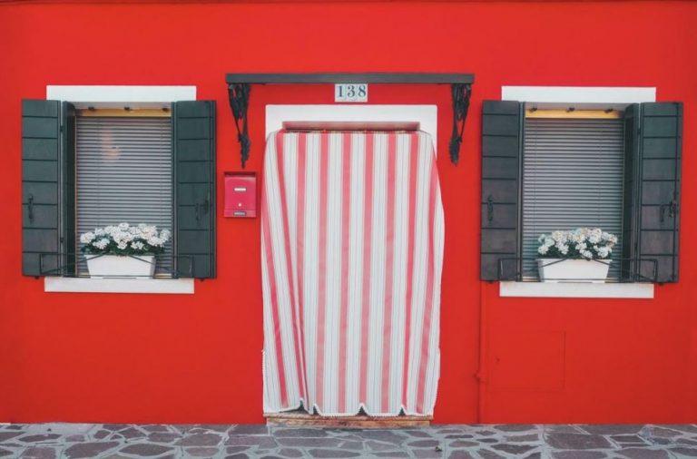 cortinas para puertas