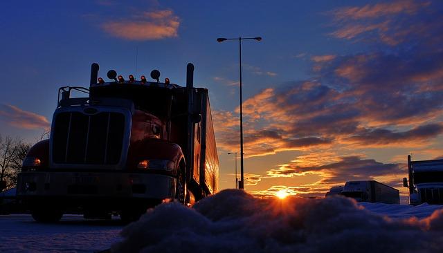 transporte de envíos