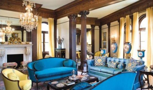 decorar estilo palacio turco
