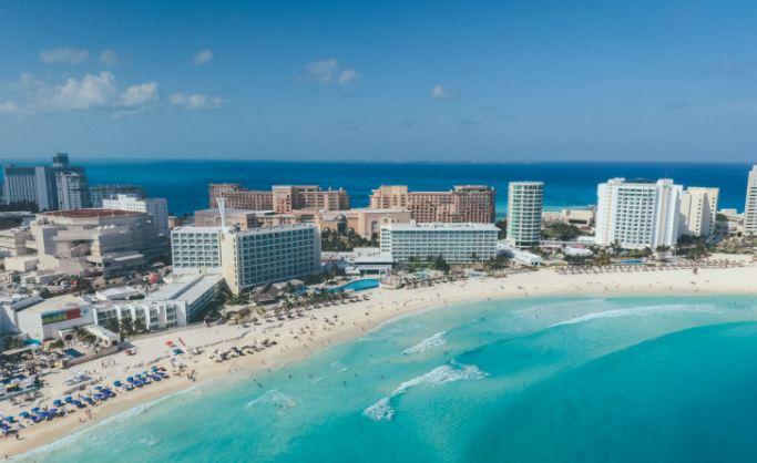 hoteles todo incluido en Cancún