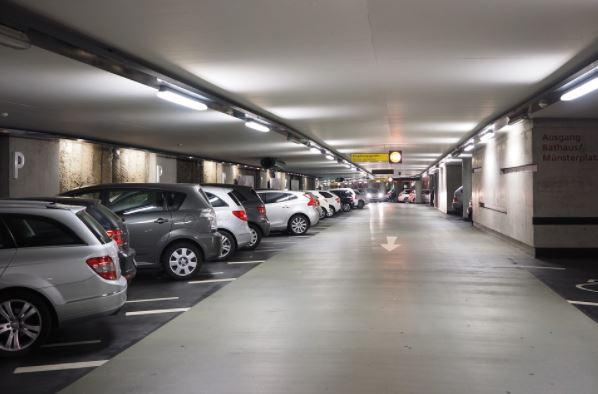 maquina cobro parking