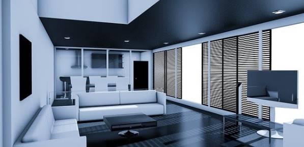 decorar salones y dormitorios